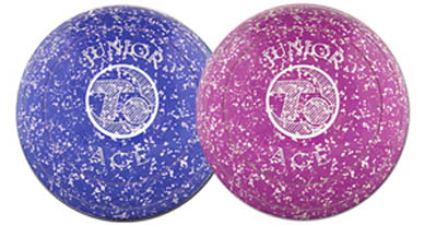 Junior ACE - Blueberry Ice or Candy Floss